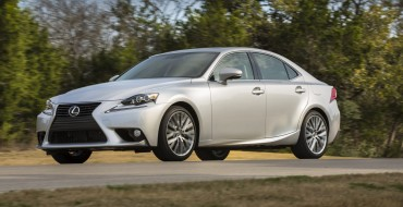 2015 Lexus IS Overview