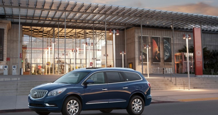 Why Buy the 2015 Buick Enclave?