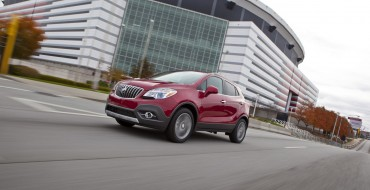 2015 Buick Encore Price Is Slightly Adjusted