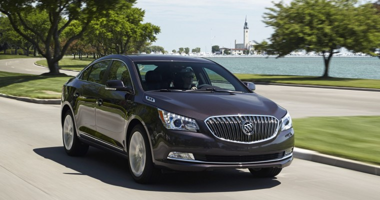 Buick Pulls Off Buzzer-Beater in March US Sales