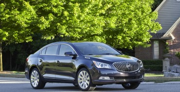2015 Buick LaCrosse Price Gets Bumped Up by $100