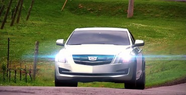 2015 Cadillac ATS Sedan Revealed Early by Video?