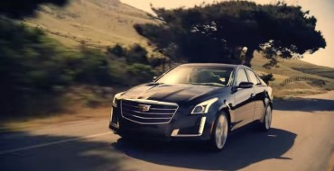 2015 Cadillac CTS Preview Offered in OnStar Ad