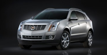 2015 Cadillac SRX Receives Five-Star Safety Rating from NHTSA