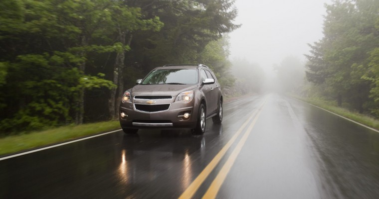 2016 Chevy Equinox Updates Announced