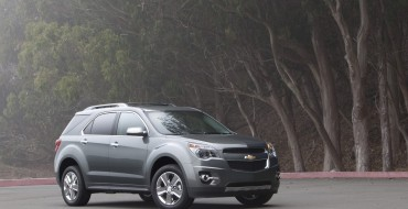 GM Invests $9 Million in Oshawa Plant for Chevy Equinox Production