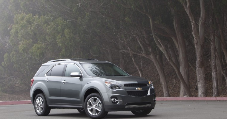 Updates for the 2015 Chevy Equinox Announced