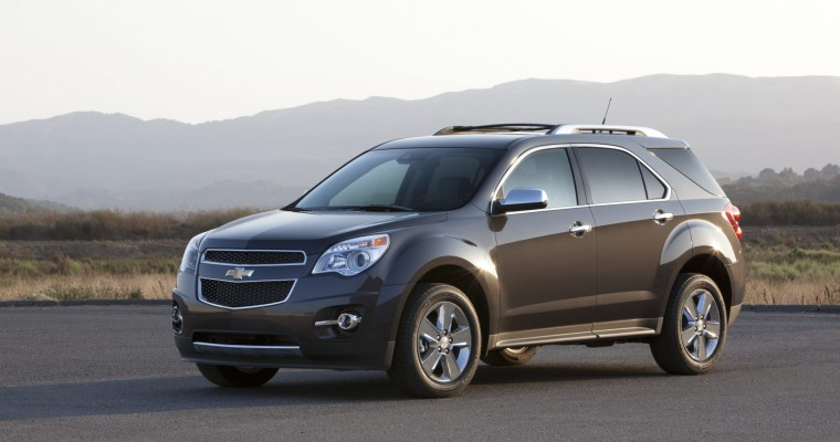2016 Chevy Equinox Updates Will Be Minor
