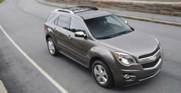 Chevy Equinox Has Record January
