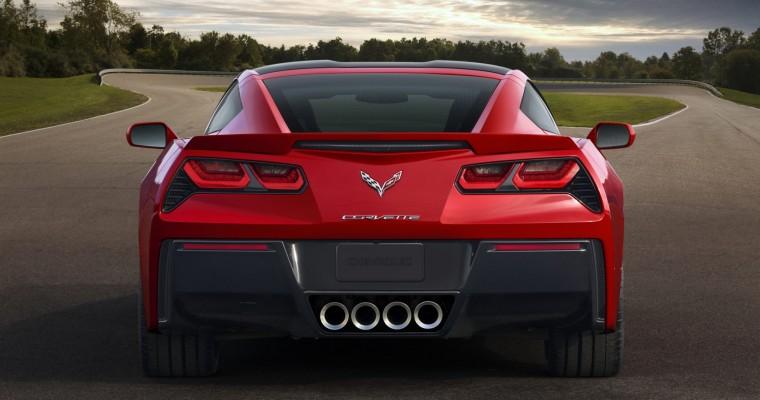 2015 Corvette Stingray Pricing Announced