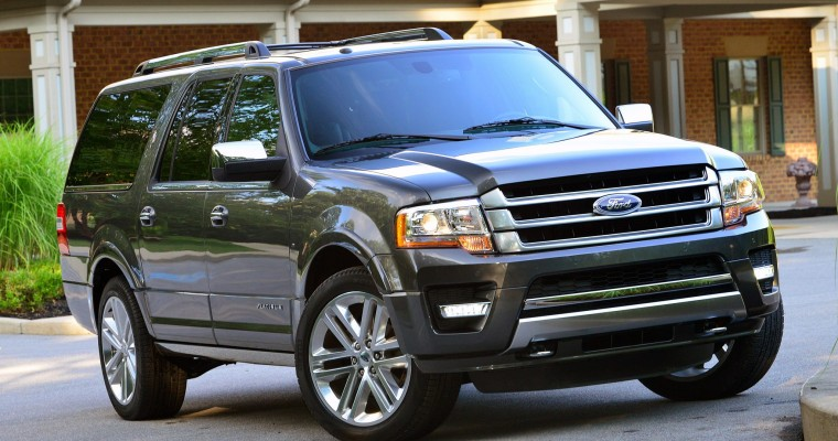 Suburb-Bound Millennials Choose Large SUVs for Family Vehicles