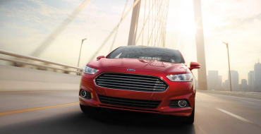 Ford September Sales Dip 3%, Fusion Sells Well