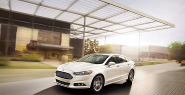 Ford's October Sales Dip, Fusion Has Best October Ever