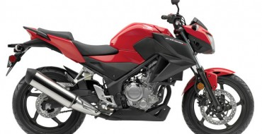 2015 Honda CB300F is the Naked Street Bike You Want