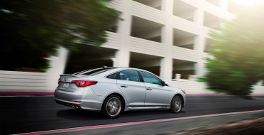 2015 Hyundai Sonata Overview