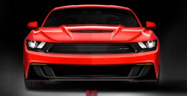 2015 Saleen 302 Mustang is the Mickey Rourke of Mustangs