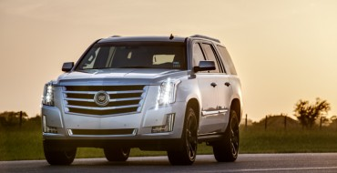 Cadillac US Sales Rise 2.6 Percent in January