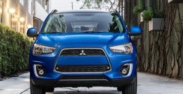 Mitsubishi August 2014 Sales Led by Outlander Sport