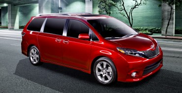 Swagger'll Cost Ya: 2015 Toyota Sienna Pricing Announced
