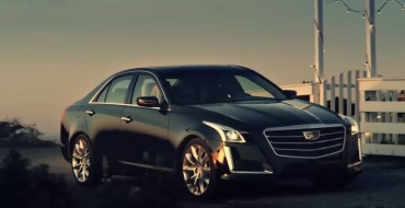 Changing Tack: Cadillac Initiates 2015 CTS Price Cuts