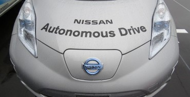 Nissan Autonomous Drive Ushers in New Tunnel in Japan