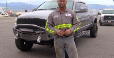 Hero Bryson Rowley's Truck Repaired by Grateful Community