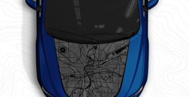 Design Your Own Jeep Custom Hood Decals Online