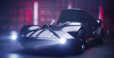 Darth Vader Car Debuts Today at Comic-Con