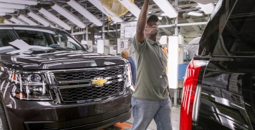 GM Arlington Plant Operates at Full Capacity