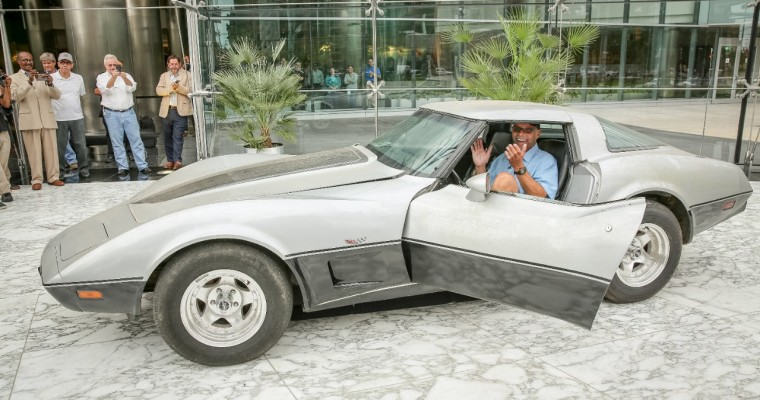 George Talley's Corvette Found after 33 Years