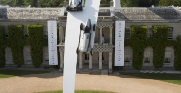 Mercedes Wows as 2014 Goodwood Central Feature