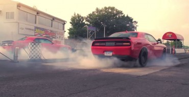 Could We Possibly Have an 825 HP Challenger SRT Hellcat?