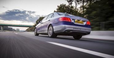 Mercedes-Benz E 300 BlueTEC HYBRID Drives 1,223 Miles on One Tank