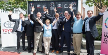 Toyota to be the Official Automotive Partner of the 2015 Special Olympics World Games