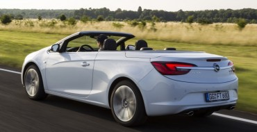 Buick Convertible Is Essentially Identical to Opel Sibling