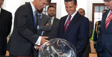 BMW Plans $1 Billion San Luis Potosí Production Plant