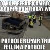 Jackson, Mississippi Set to Pray the Potholes Away