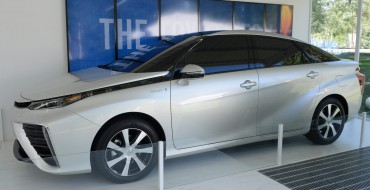 Toyota's Aspen Ideas Festival Display Featured Fuel Cell Vehicle and More
