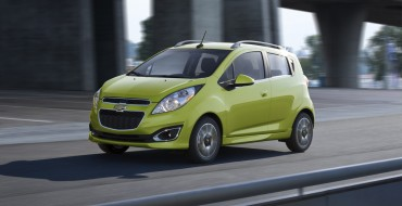 GM Promises Chevy Spark EV in Maryland by End of June