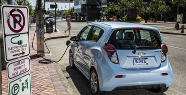 2015 Chevy Spark EV Price Cut Pays Off Big for GM
