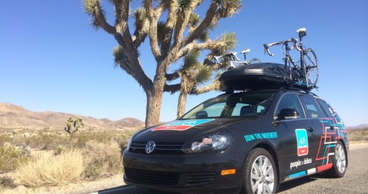 Volkswagen Will Support PeopleForBikes Through 2015