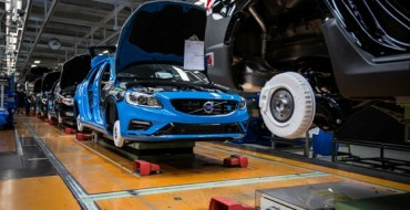 Volvo S60 and V60 Polestar Production is a Go