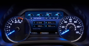 Did Ford Confirm 2015 F-150 MPG With a Clever Easter Egg?