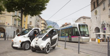 Grenoble Car-Sharing Scheme to Launch in October