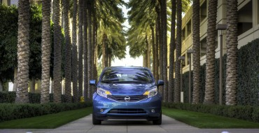 2014 Versa Note Makes KBB's 10 Coolest New Cars Under $18,000