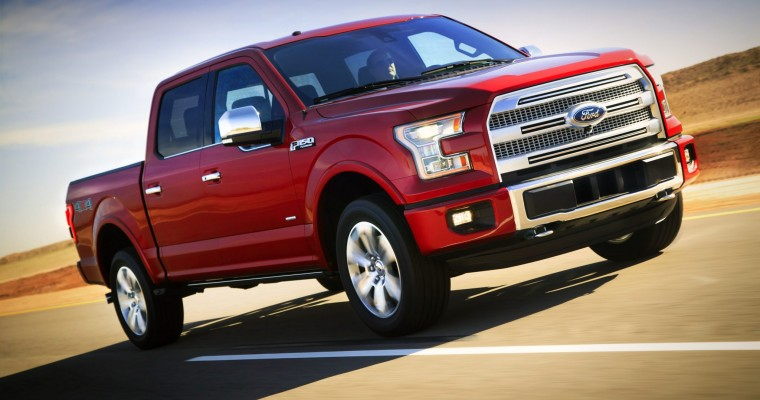 2015 Ford F-150 Drive Tour Gives First Chances At Test Drives