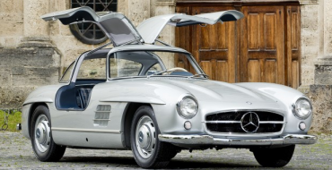 1954 Mercedes-Benz 300 SL Gullwing: Sexy at Sixty at Pebble Beach