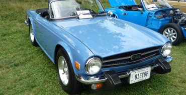 Dayton British Car Day: Minis and MGs and Triumphs, Oh My!