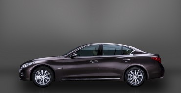 Infiniti Q50L Coming to China, to Debut at Chengdu