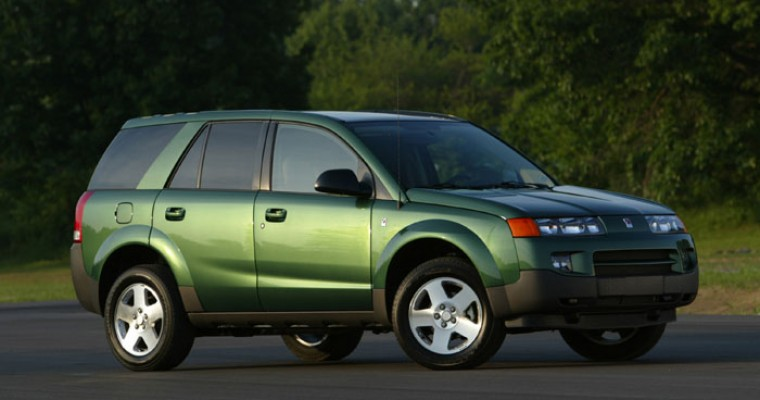2002-04 Saturn Vue Latest Ignition Switch Recall